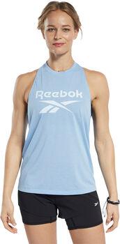 Reebok Workout Ready Supremium Big Logo top Blauw