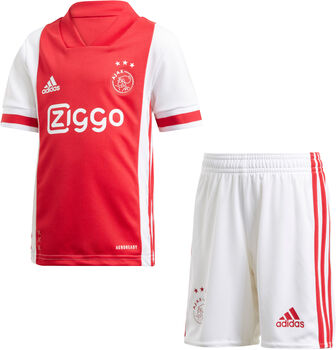 adidas Ajax Amsterdam Mini thuistenue Jongens Wit
