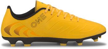 Puma ONE 20.4 FG/AG voetbalschoenen Heren Geel