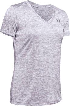 Under Armour Tech SSV Twist shirt Dames Roze