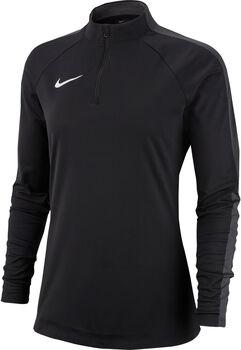 Nike Dry Academy Drill shirt Dames Zwart