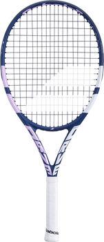 Babolat Pure Drive 25 Strung kids tennisracket Meisjes Blauw