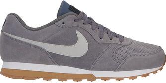 MD Runner 2 Suede sneakers