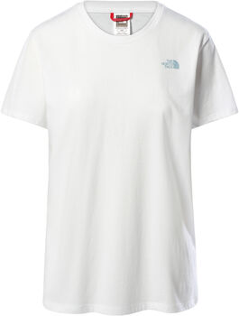The North Face Campay shirt Dames Wit