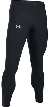 Under Armour Run True Heatgear tight Heren Zwart