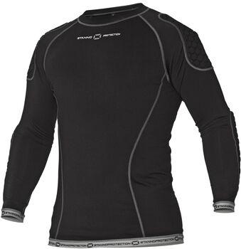 Stanno Protection Shirt L.s Heren Zwart