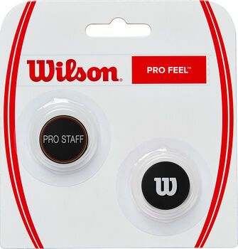Wilson Pro Staff Pro Feel dempers Zwart