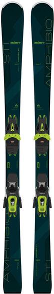 Amphibio STi Power Shift ski