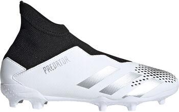 adidas Predator Mutator 20.3 Firm Ground kids voetbalschoenen  Zwart