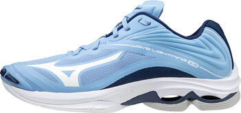 Mizuno Wave Lightning Z6 volleybalschoenen Dames Blauw