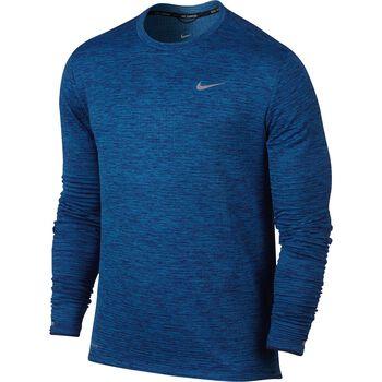 7e708f90bcb0d6 Nike Therma Sphere Element longsleeve Heren Blauw