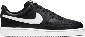 Nike Court Vision Low sneakers Dames Zwart