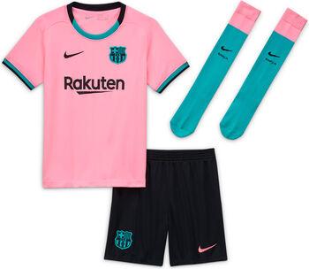 Nike FC Barcelona kids derde tenue 20/21 Jongens Rood