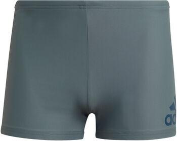 adidas Badge Fitness zwemboxer Heren Grijs