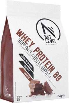 NXT Level Whey Proteïne chocolade 750 gram Wit