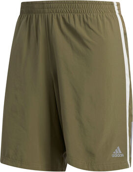 adidas Own the Run 2-in-1 short Heren Groen
