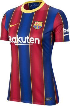 Nike FC Barcelona Stadion 2020/21 thuisshirt dames Heren Blauw