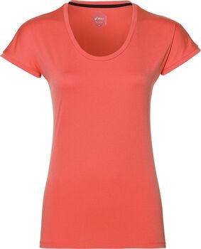 Asics Capsleeve shirt Dames Oranje