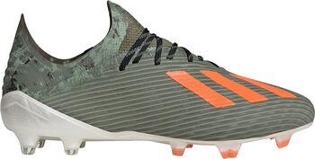 ADIDAS X 19.1 FG voetbalschoenen Heren Groen