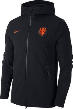 Nike Nederland 2020 Tech Pack hoodie Heren Zwart
