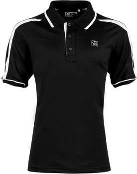 Sjeng Sports Deacon polo Heren Zwart