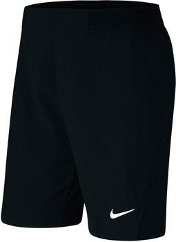 Nike Court Flex Ace short Heren Zwart