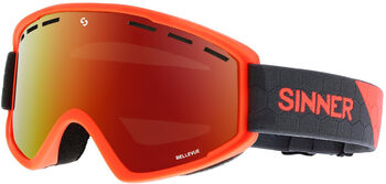 Sinner Bellevue skibril Oranje