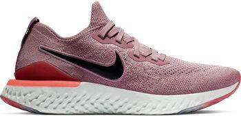 Nike Epic React Flyknit 2 hardloopschoenen Dames Paars