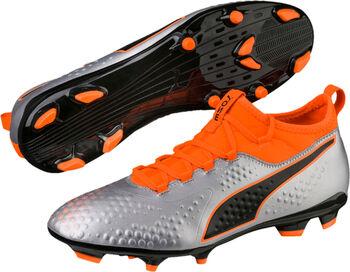 Puma One 3 Syn FG voetbalschoenen Grijs