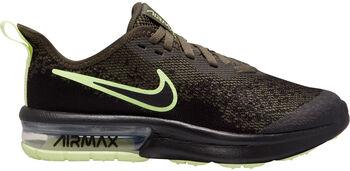 Nike Air Max Sequent 4 sneakers Jongens Groen