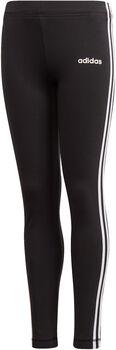 adidas Essentials 3-Stripes tight Meisjes Zwart