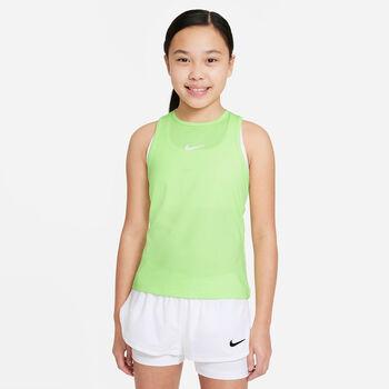 Nike Court Dri-FIT Victory top Groen