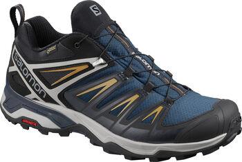Salomon X Ultra 3 GTX Sargass wandelschoenen Heren Blauw