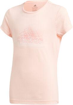adidas UP2MV AEROREADY T-shirt Meisjes Oranje