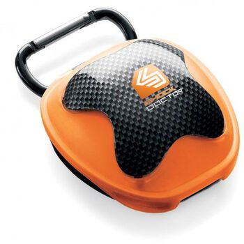 Shockdoctor Mouthguard Case hockeybitje Oranje