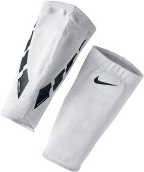 Nike Guard Lock Elite scheenbeschermerhouders Heren Wit