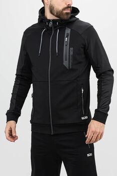 Sjeng Sports Jules hoodie Heren Zwart
