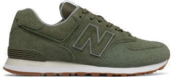 New Balance ML 574 sneakers Heren Groen