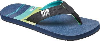 Reef Prints slippers Heren Groen