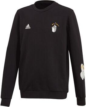 adidas Collegiate Crew kids sweater Jongens Zwart