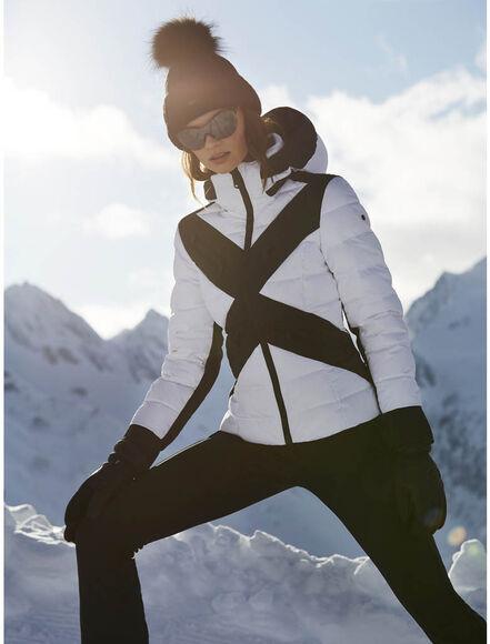 Cross ski-jas