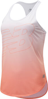 New Balance Printed Accelerate top Dames Wit