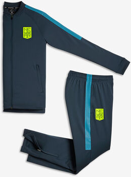 Nike Neymar Dry Squad jr trainingspak Jongens Blauw