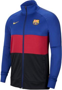 Nike FC Barcelona I96 Anthem jack Heren Blauw
