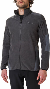 Columbia Full zip fleece Heren Zwart