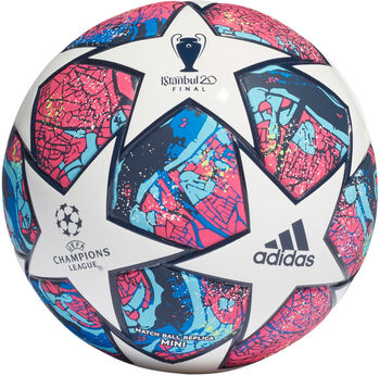 ADIDAS UCL Finale Istanbul Mini voetbal Wit