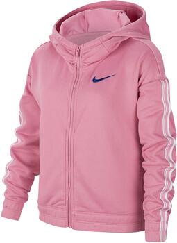 Nike Full Zip hoodie Meisjes Roze