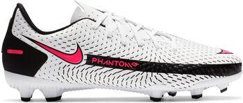 Nike Phantom GT Academy FG/MG kids voetbalschoenen Wit