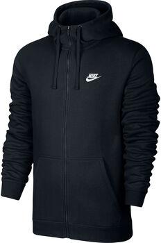 Nike SportsWear Club hoodie Zwart