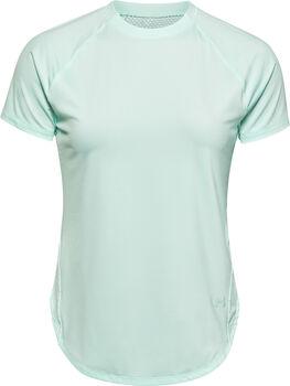 Under Armour Armour Sport Hi-Lo t-shirt Dames Blauw